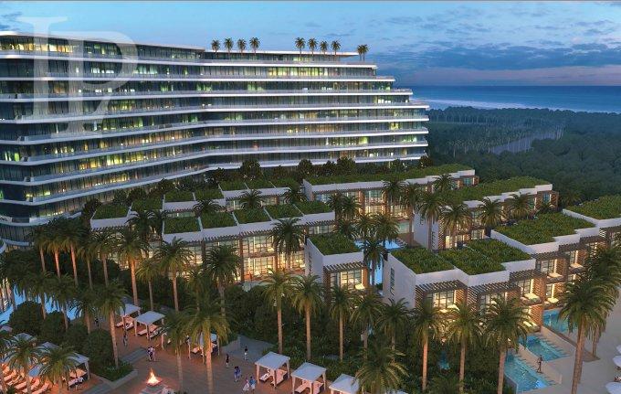 Investiční příležitost v Emirátu Ras Al Khaimah, exkluzivní apartmán 92m2