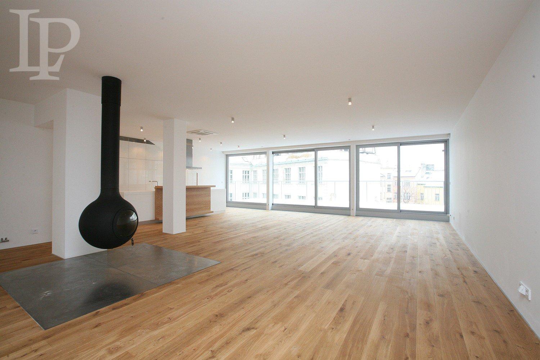 Luxusní apartmán ve vysokém standardu 4+kk, 227 m2, Praha 3 - Vinohrady