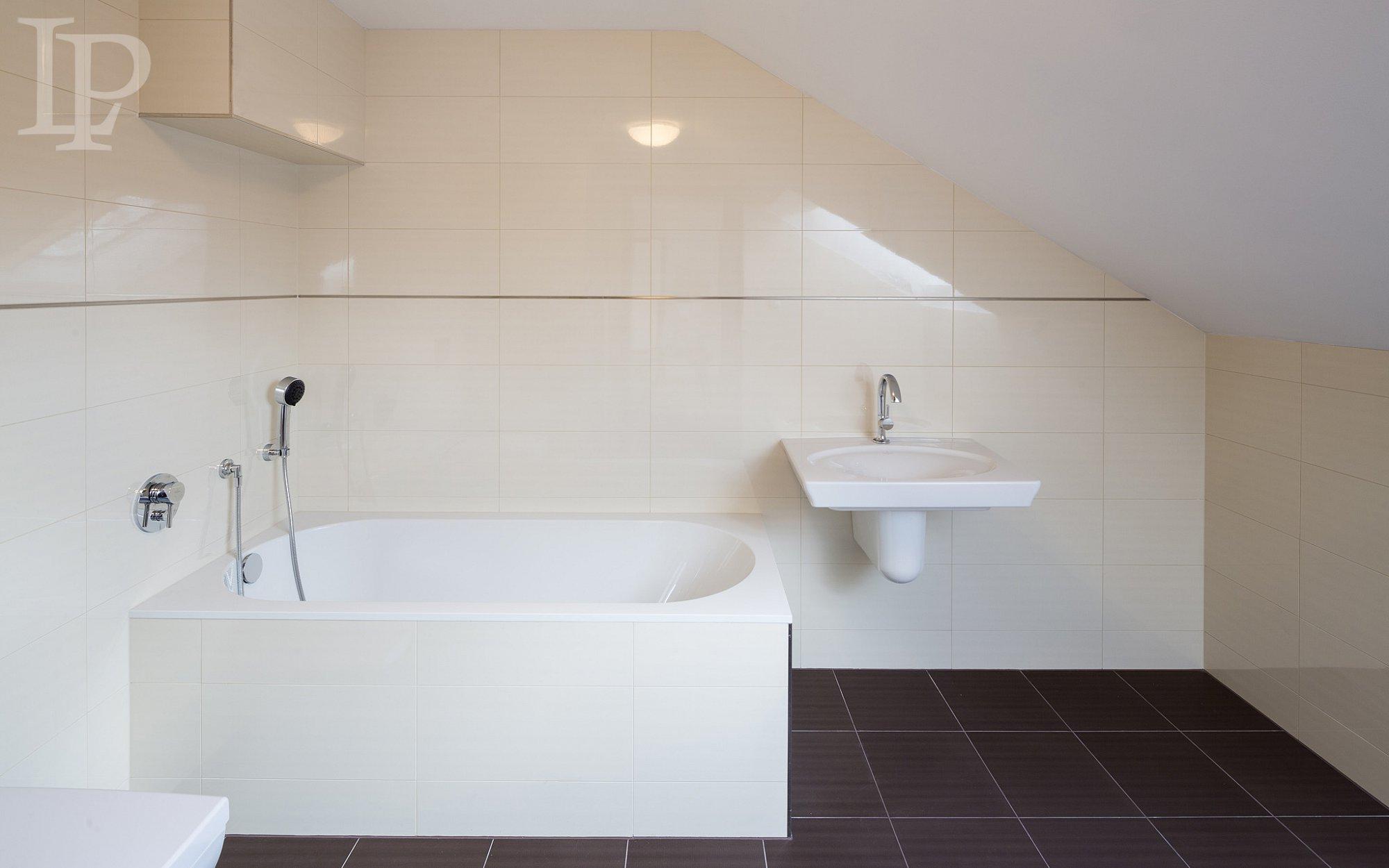 Luxusní prostorný byt (5kk) s terasou
