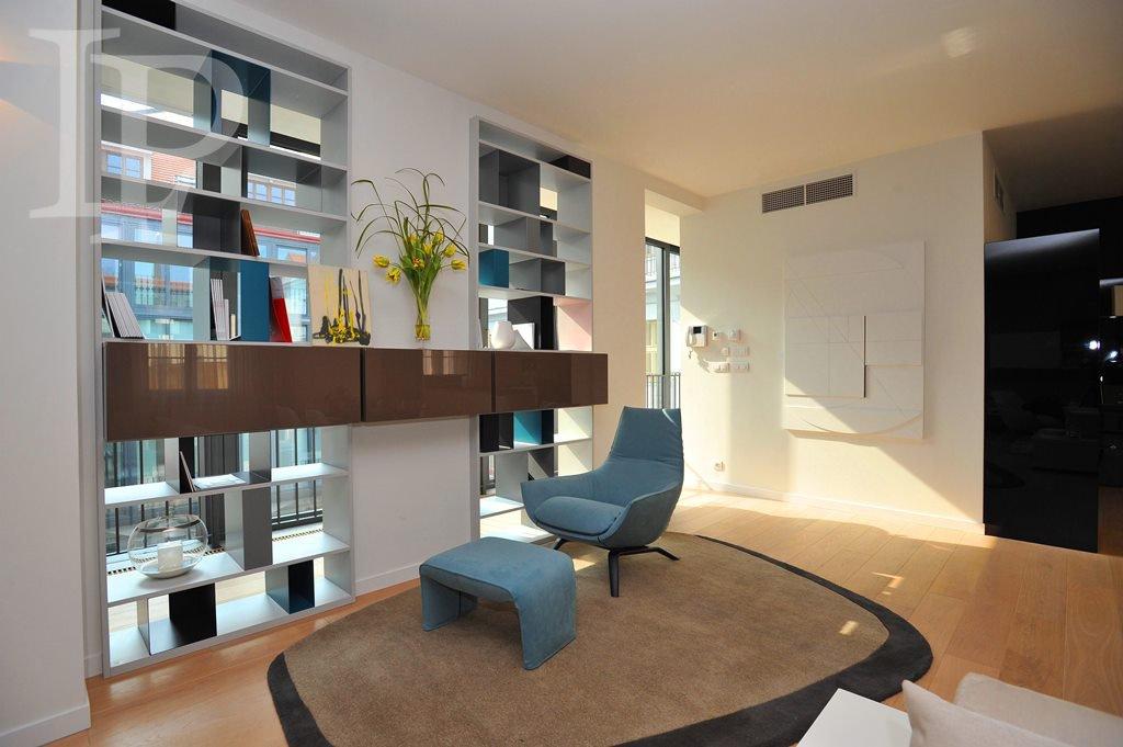 Nový luxusní byt v centru Prahy