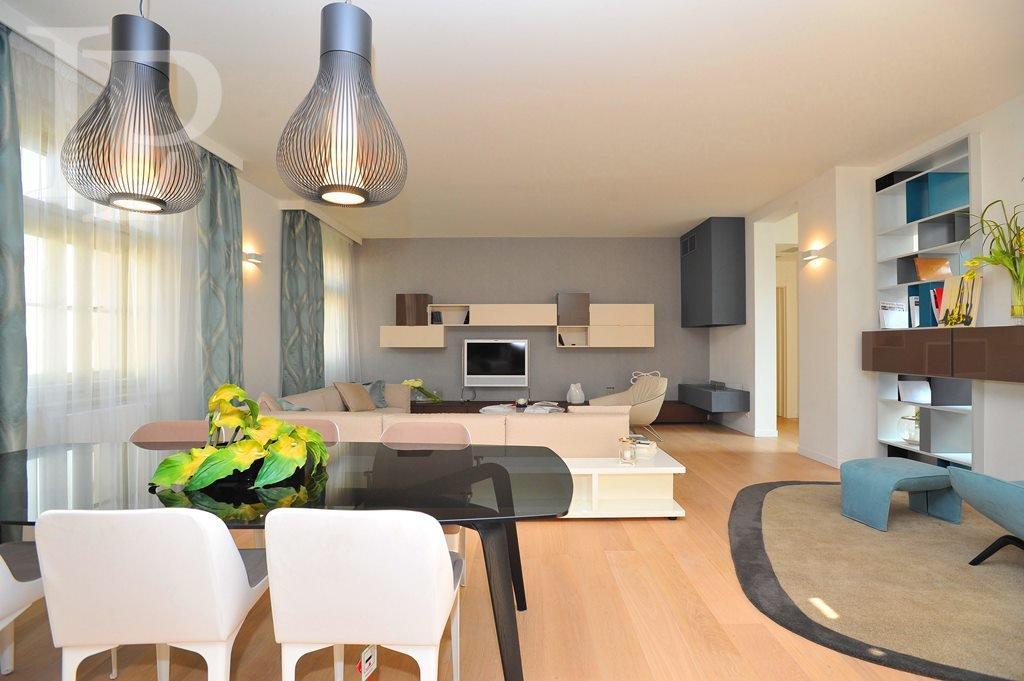 Moderní byt v novém projektu v centru Prahy, Petrské náměstí