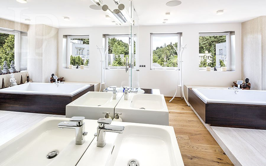 Unique generously proportioned apartment with terrace, 274 m2, Prague 5