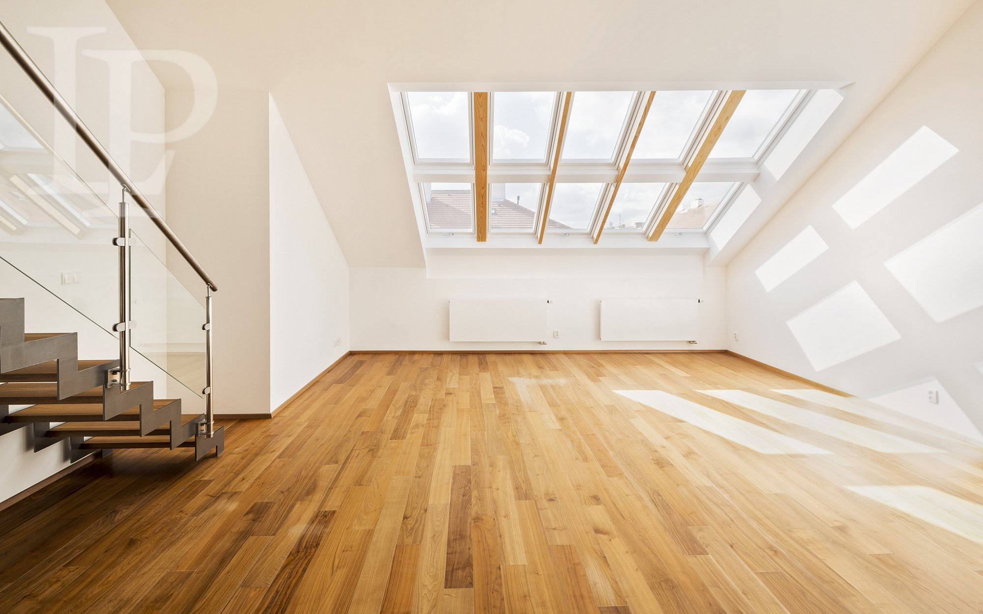 Beautiful modern duplex apartment