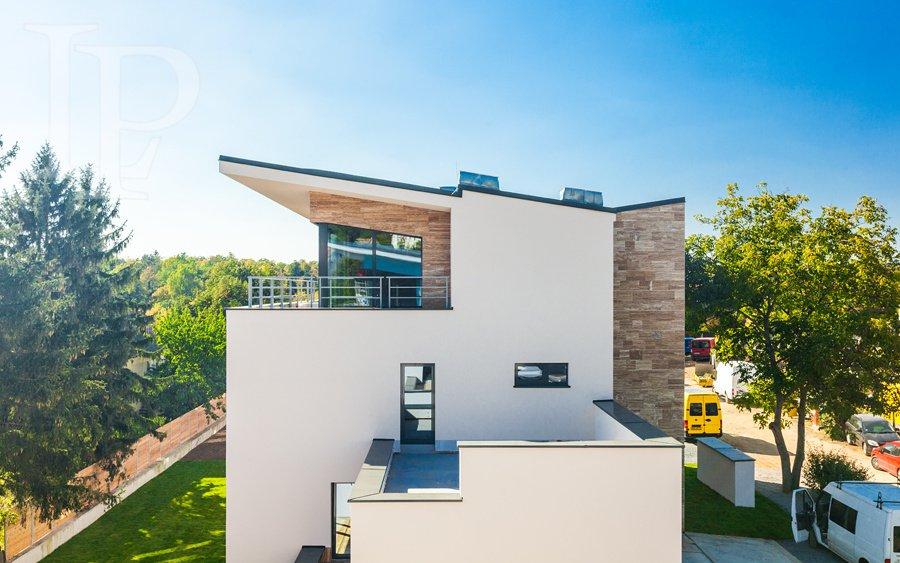 Nadstandardní vila s vlastním pozemkem, Praha - Troja