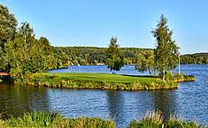 Dýšina golf park Plzeň