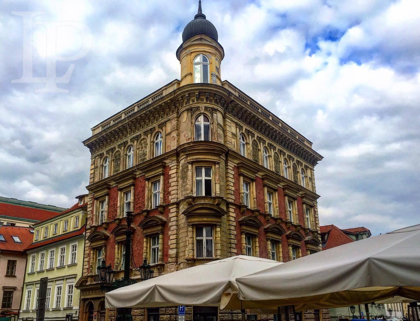 Exkluzivní byt u Karlova mostu, Praha 1