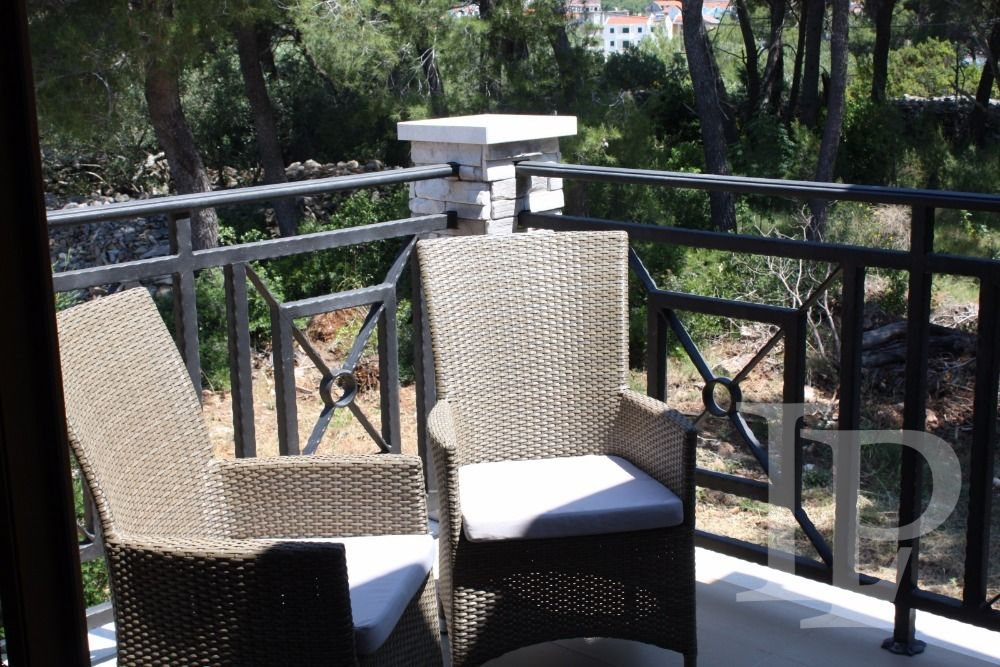 Luxusní plně vybavený mezonet, Hvar, Chorvatsko, 75 m2.