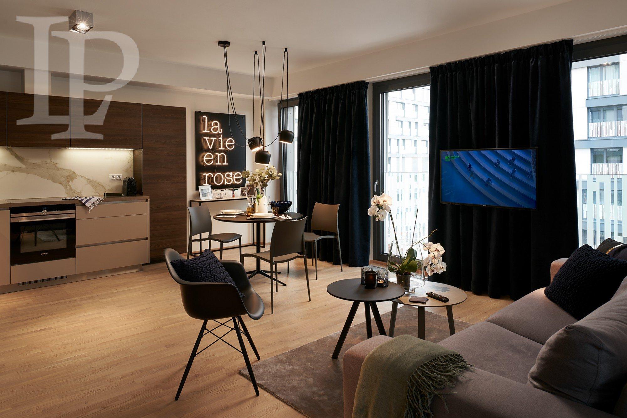 Luxusní kompletně zařízený byt 3kk 74 m² Praha 3 Žižkov