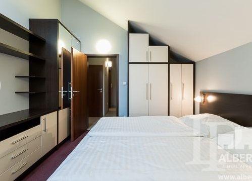 Pronájem plně vybaveného apartmánu v širším centru, Praha 2